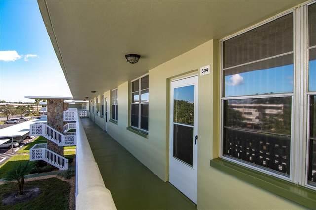 4885 1ST Street NE #304, St Petersburg, FL 33703 (MLS #U8141178) :: Future Home Realty