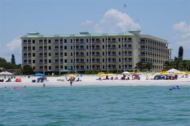 12000 Gulf Boulevard 208-S, Treasure Island, FL 33706 (MLS #U8141210) :: The Robertson Real Estate Group