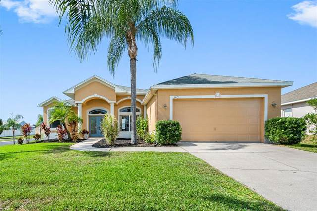 1721 Canoe Drive, Lutz, FL 33559 (MLS #U8141278) :: Future Home Realty