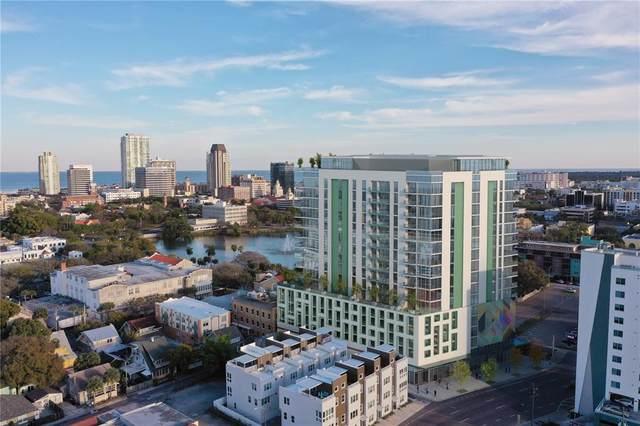 777 3RD Avenue N #1407, St Petersburg, FL 33701 (MLS #U8141328) :: Future Home Realty