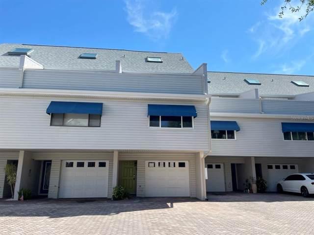 1375 Pinellas Bayway S #38, Tierra Verde, FL 33715 (MLS #U8141336) :: Future Home Realty