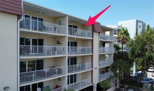 19610 Gulf Boulevard #408, Indian Shores, FL 33785 (MLS #U8141357) :: The Robertson Real Estate Group