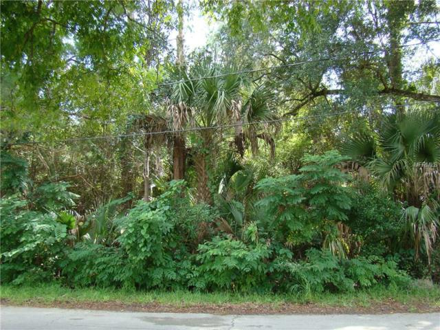 Jennings Avenue, Lake Helen, FL 32744 (MLS #V4716880) :: The Duncan Duo Team