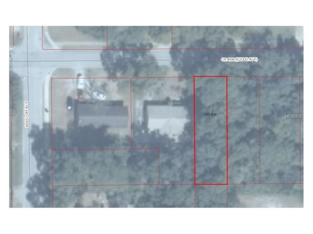 E Euclid Avenue, Deland, FL 32724 (MLS #V4719754) :: Griffin Group