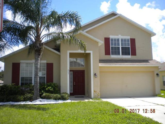 465 Marathon Lane, Sanford, FL 32771 (MLS #V4720738) :: Mid-Florida Realty Team