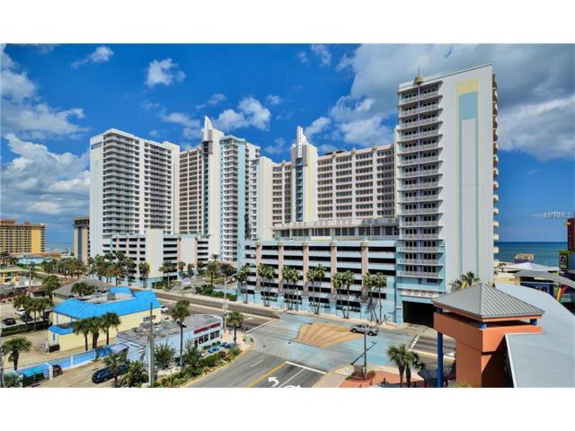 350 N Atlantic Avenue #2020, Daytona Beach, FL 32118 (MLS #V4720830) :: The Duncan Duo Team