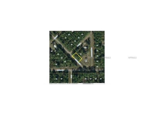 Se 5Th, Georgetown, FL 32139 (MLS #V4720958) :: The Price Group