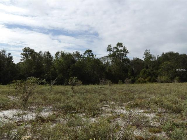 Old Titusville Road, Deltona, FL 32725 (MLS #V4721079) :: Premium Properties Real Estate Services