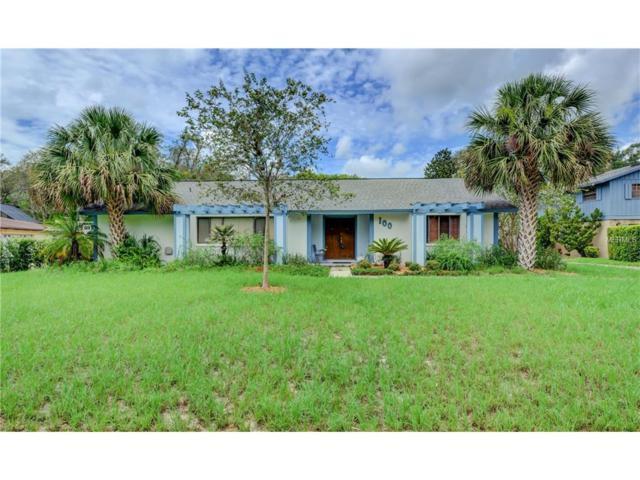 100 Tarpon Circle, Winter Springs, FL 32708 (MLS #V4721095) :: Premium Properties Real Estate Services