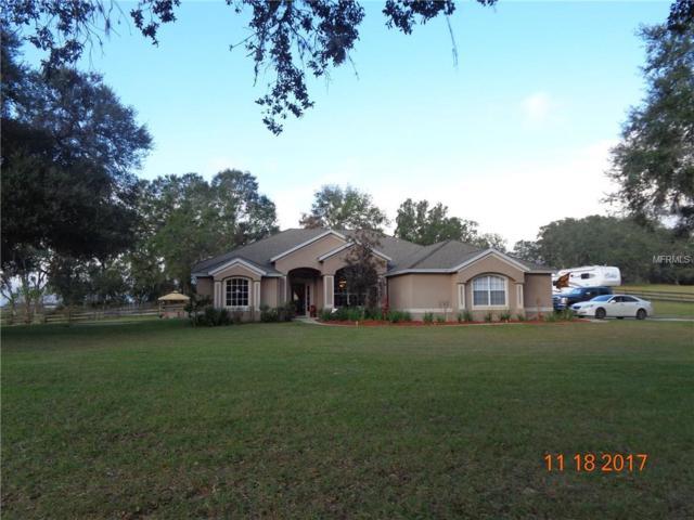 1000 Country Ranch Road, De Leon Springs, FL 32130 (MLS #V4721685) :: Premium Properties Real Estate Services