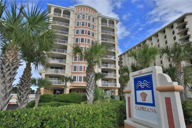 1425 Ocean Shore Boulevard #701, Ormond Beach, FL 32176 (MLS #V4722244) :: The Duncan Duo Team