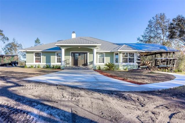 1475 Black Bear Ranch, Pierson, FL 32180 (MLS #V4722902) :: The Lockhart Team