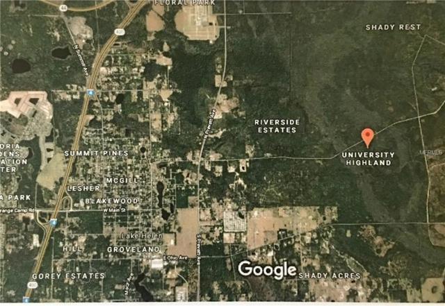 No Street, Lake Helen, FL 32744 (MLS #V4723141) :: Godwin Realty Group