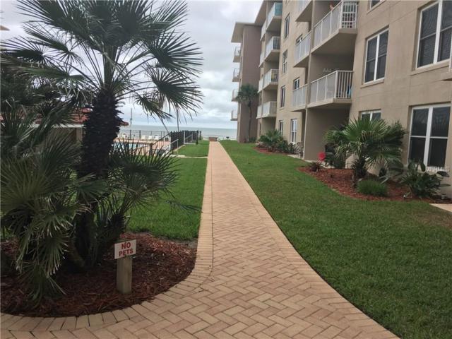 4155 S Atlantic Avenue #111, New Smyrna Beach, FL 32169 (MLS #V4723264) :: The Duncan Duo Team