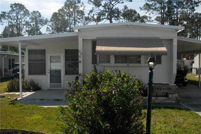 926 Blue Heron Boulevard, Osteen, FL 32764 (MLS #V4723338) :: The Duncan Duo Team