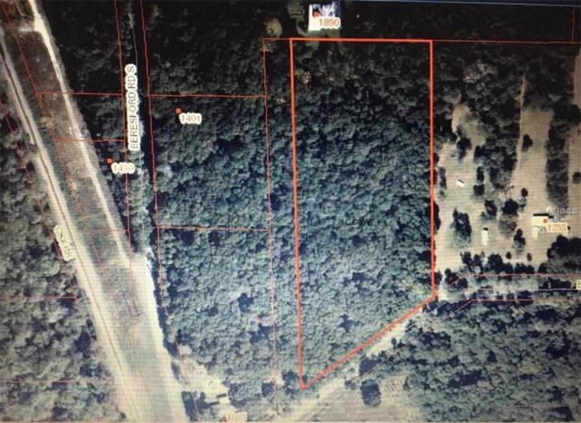 W Beresford Road, Deland, FL 32720 (MLS #V4723366) :: Florida Life Real Estate Group