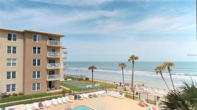 4155 S Atlantic Avenue #317, New Smyrna Beach, FL 32169 (MLS #V4723468) :: The Duncan Duo Team