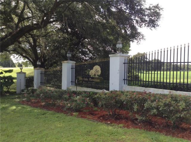 41439 Stanton Hall Drive Lot #2, Dade City, FL 33525 (MLS #V4723849) :: The Duncan Duo Team