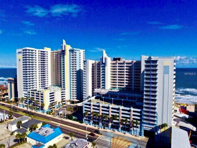 300 N Atlantic Avenue #1503, Daytona Beach, FL 32118 (MLS #V4723905) :: The Duncan Duo Team