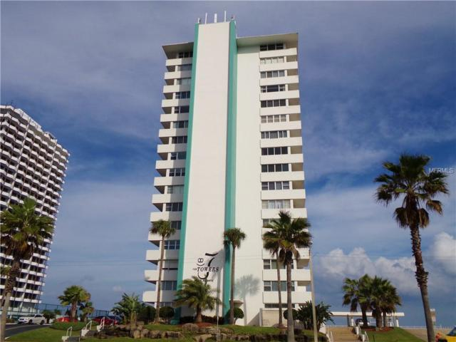 2800 N Atlantic Avenue #1506, Daytona Beach, FL 32118 (MLS #V4723993) :: The Duncan Duo Team