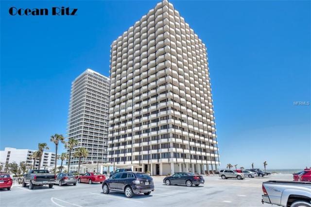 2900 N Atlantic Avenue #806, Daytona Beach, FL 32118 (MLS #V4900152) :: The Duncan Duo Team
