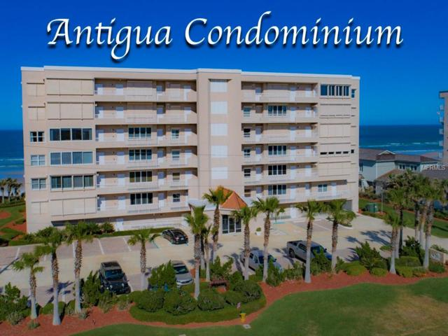 4757 S Atlantic Avenue #702, Ponce Inlet, FL 32127 (MLS #V4900168) :: The Duncan Duo Team