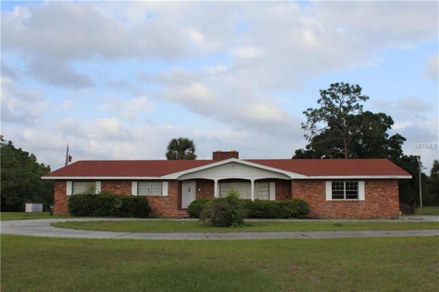 440 E Washington Avenue, Pierson, FL 32180 (MLS #V4900222) :: G World Properties