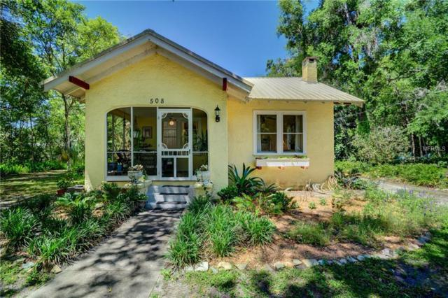 508 N Boundary Avenue, Deland, FL 32720 (MLS #V4900231) :: RE/MAX Realtec Group