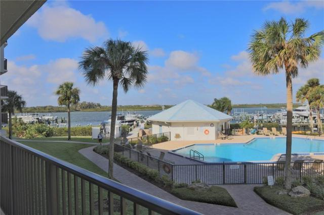 2700 N Peninsula Avenue #226, New Smyrna Beach, FL 32169 (MLS #V4900272) :: The Duncan Duo Team