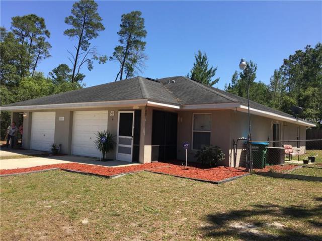 2221 Florida Drive, Deltona, FL 32738 (MLS #V4900302) :: The Price Group