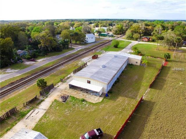 145 W 2ND Avenue, Pierson, FL 32180 (MLS #V4900374) :: Griffin Group