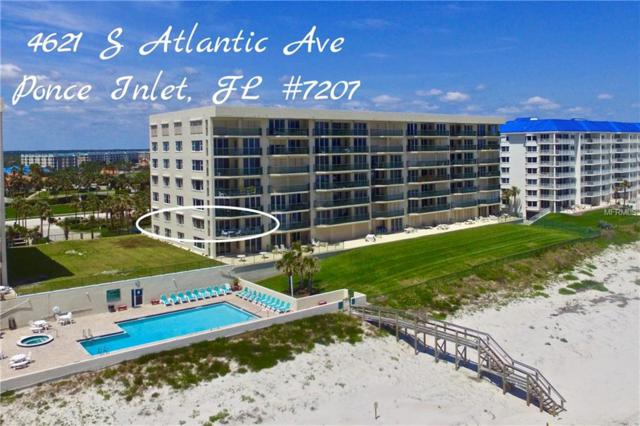 4621 S Atlantic Avenue #7207, Ponce Inlet, FL 32127 (MLS #V4900447) :: The Duncan Duo Team
