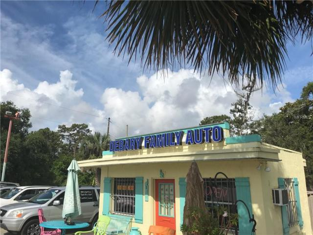 174 S Charles Richard Beall Boulevard, Debary, FL 32713 (MLS #V4900897) :: The Duncan Duo Team
