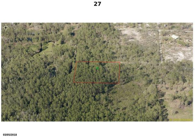 Winchester Lake Drive Lot 27, De Leon Springs, FL 32130 (MLS #V4901790) :: The Duncan Duo Team