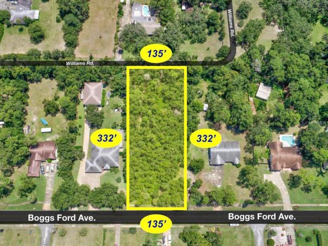 5844 Boggs Ford Road, Port Orange, FL 32127 (MLS #V4902188) :: The Duncan Duo Team