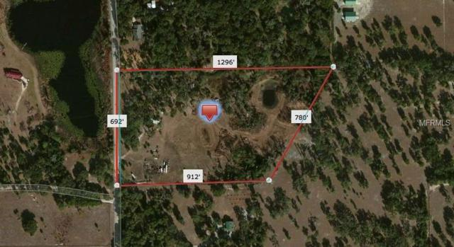 5709 Johnson Lake Road, De Leon Springs, FL 32130 (MLS #V4902357) :: The Duncan Duo Team