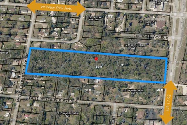 1351 N Volusia Avenue, Orange City, FL 32763 (MLS #V4903163) :: The Lockhart Team