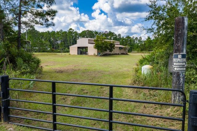 295 Olmstead Road, Pierson, FL 32180 (MLS #V4903216) :: Griffin Group