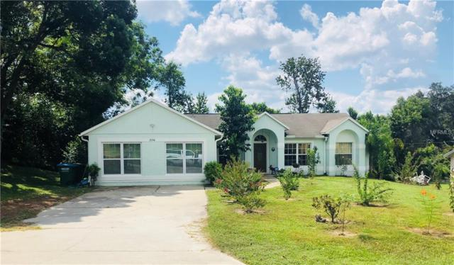 2156 El Campo Avenue, Deltona, FL 32725 (MLS #V4903239) :: The Duncan Duo Team