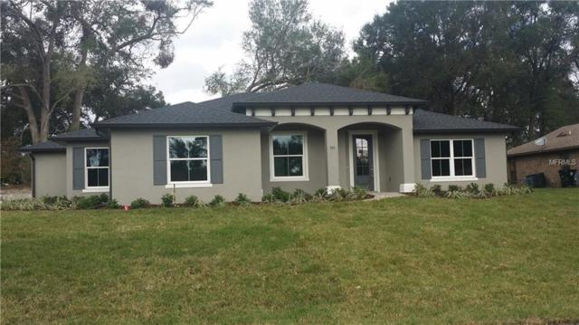 268 S Oak Avenue, Orange City, FL 32763 (MLS #V4903297) :: The Lockhart Team