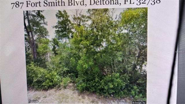 787 Fort Smith Boulevard, Deltona, FL 32738 (MLS #V4903368) :: Premium Properties Real Estate Services