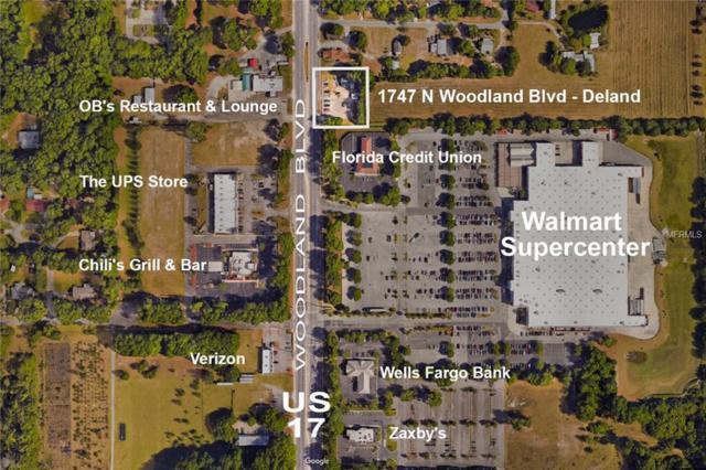 1747 N Woodland Boulevard, Deland, FL 32720 (MLS #V4903406) :: The Price Group