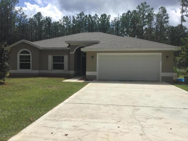 Address Not Published, Bunnell, FL 32110 (MLS #V4903488) :: The Duncan Duo Team