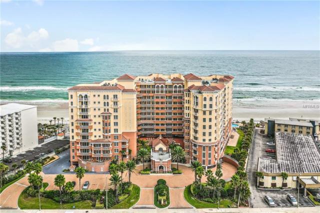 2515 S Atlantic Avenue #709, Daytona Beach Shores, FL 32118 (MLS #V4903887) :: Armel Real Estate