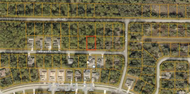 Talleyrand Avenue, North Port, FL 34286 (MLS #V4904004) :: Mark and Joni Coulter   Better Homes and Gardens