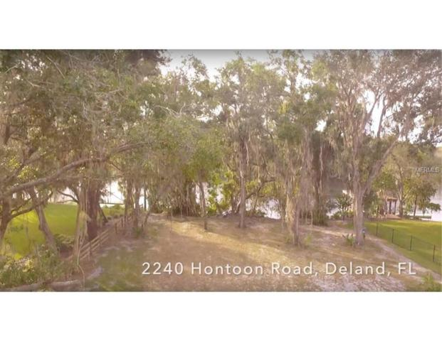 2240 Hontoon Road, Deland, FL 32720 (MLS #V4904151) :: Mark and Joni Coulter | Better Homes and Gardens