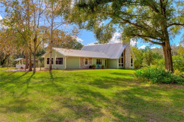 1230 Spring Garden Ranch Road, De Leon Springs, FL 32130 (MLS #V4904288) :: The Duncan Duo Team