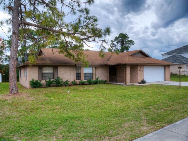 457 Fort Smith Boulevard, Deltona, FL 32738 (MLS #V4904724) :: Zarghami Group