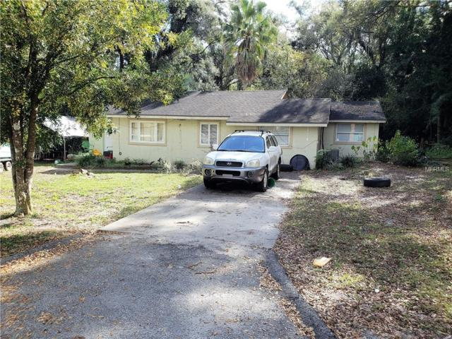 1122 E Hubbard Avenue, Deland, FL 32724 (MLS #V4905006) :: Florida Real Estate Sellers at Keller Williams Realty