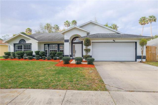 44 Silk Moss Court, South Daytona, FL 32119 (MLS #V4905089) :: Griffin Group